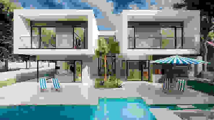 Casa I+H por Hugo Guerra Design