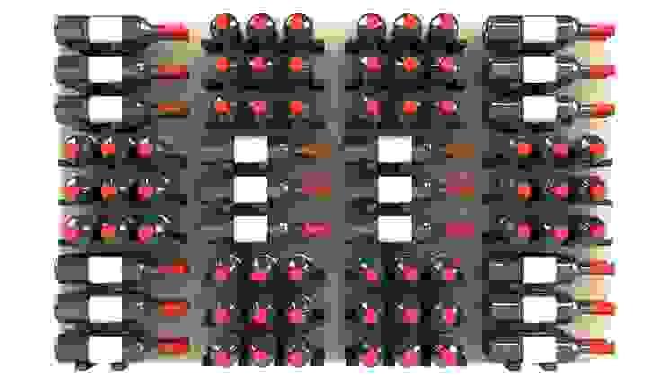 Garrafeiros - Adegas para Vinho 酒窖 塑木複合材料 Multicolored