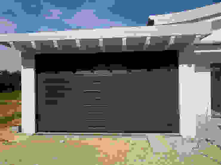 Officine Locati Garage Doors Iron/Steel Green