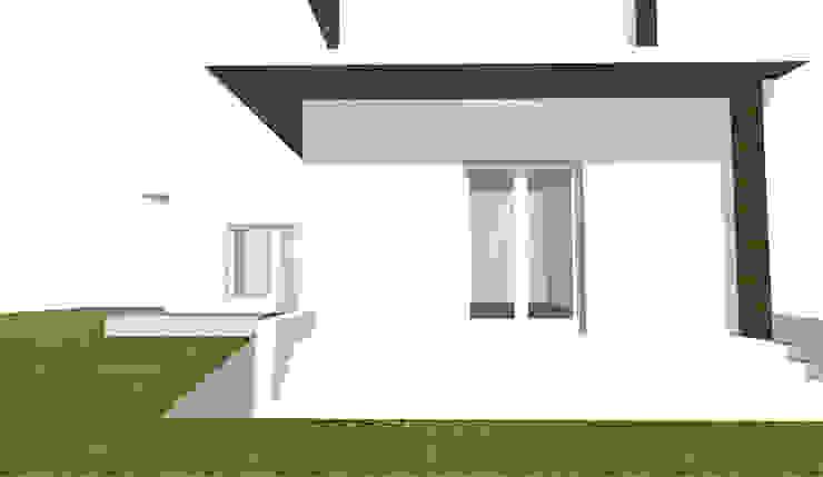 Pensiline_2 di antonio felicetti architettura & interior design Minimalista