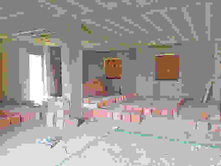 Foto cantiere_1 di antonio felicetti architettura & interior design Moderno