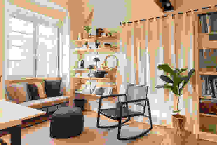 Zona de estar Rima Design Escritórios