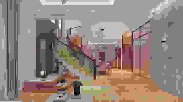 Stairs De Panache Stairs Glass Beige