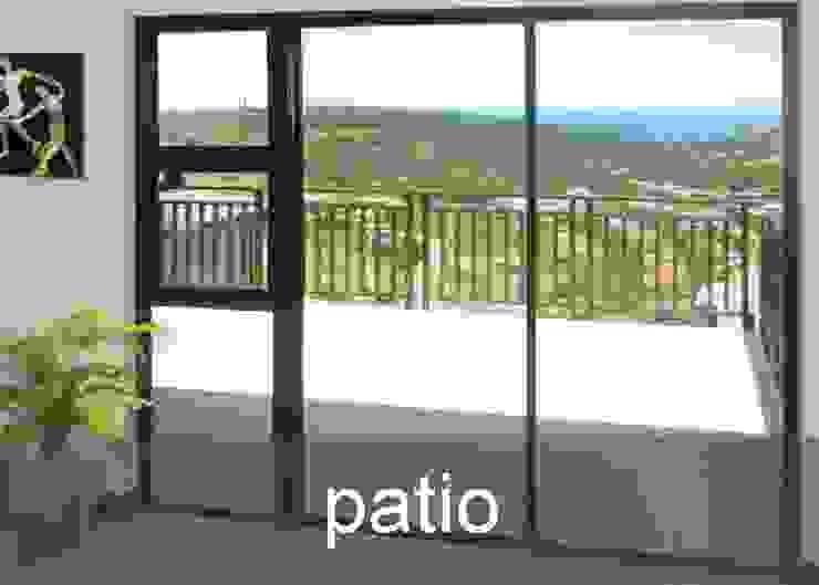 Aluminium Doors - Patio by Origin Aluminium Group Holdings (Pty) Ltd Classic Aluminium/Zinc