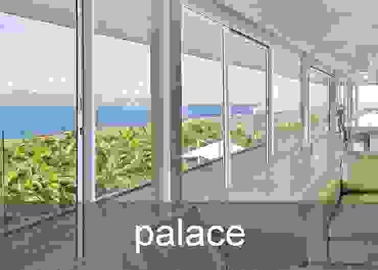 Aluminium Doors - Palace by Origin Aluminium Group Holdings (Pty) Ltd Modern Aluminium/Zinc