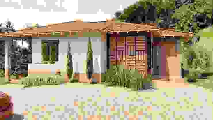 Casa campestre MG de DiseñoACO Rural