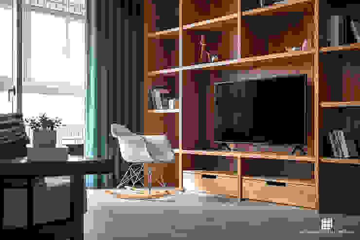 荷蘭村 根據 禾川系統傢俱 日式風、東方風