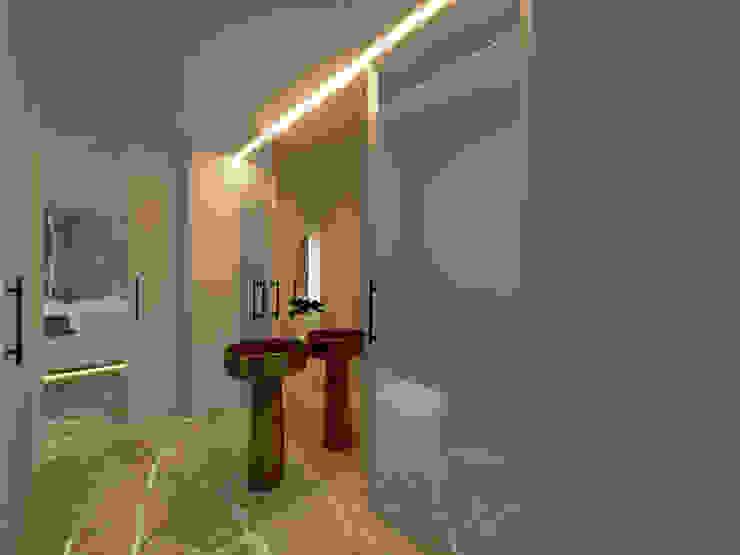 MIA arquitetos Modern bathroom