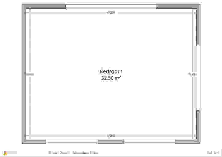 Fase 1 – Spedizione dati homify Camera da lettoAccessori & Decorazioni Variopinto