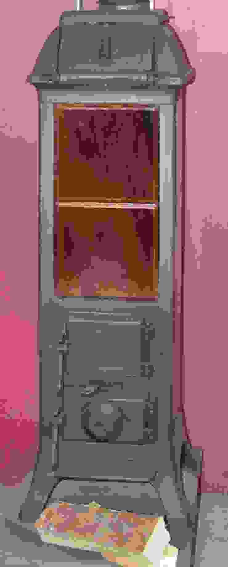 Perler Ofen GmbH Minimalist conservatory Metal Brown
