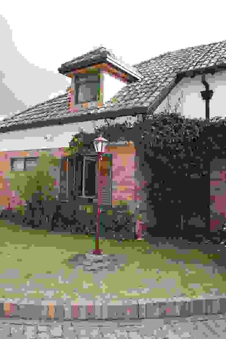 Casa Tanané Casas de estilo rural de V&V Arquitectos SAS Rural