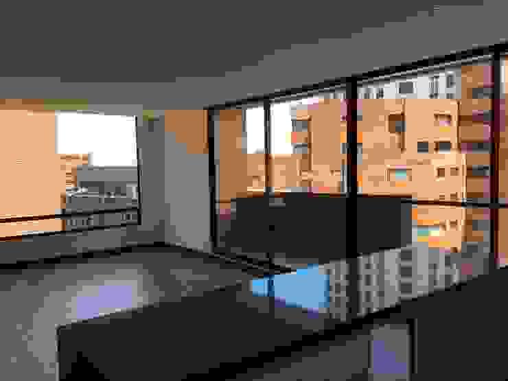 Edificio Almarú Rosales Salas modernas de V&V Arquitectos SAS Moderno