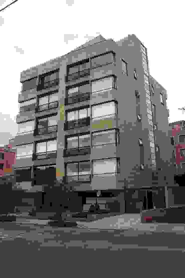 Edificio Zebra Casas modernas de V&V Arquitectos SAS Moderno