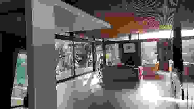 proyecto de vivienda de Wandersleben Chiang Soc. de Arquitectos Ltda. Moderno