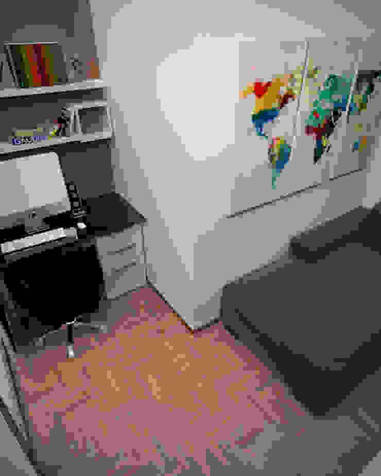 Rbritointeriorismo Modern style study/office