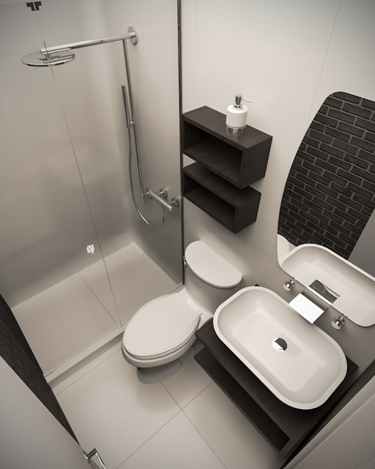 Rbritointeriorismo Modern style bathrooms
