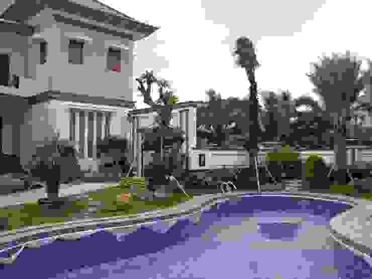 Tukang Taman Surabaya Berpengalaman Oleh Tukang Taman Surabaya - Tianggadha-art Mediteran Batu
