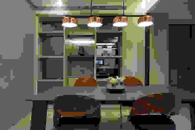 餐廳 根據 大也設計工程有限公司 Dal DesignGroup 現代風