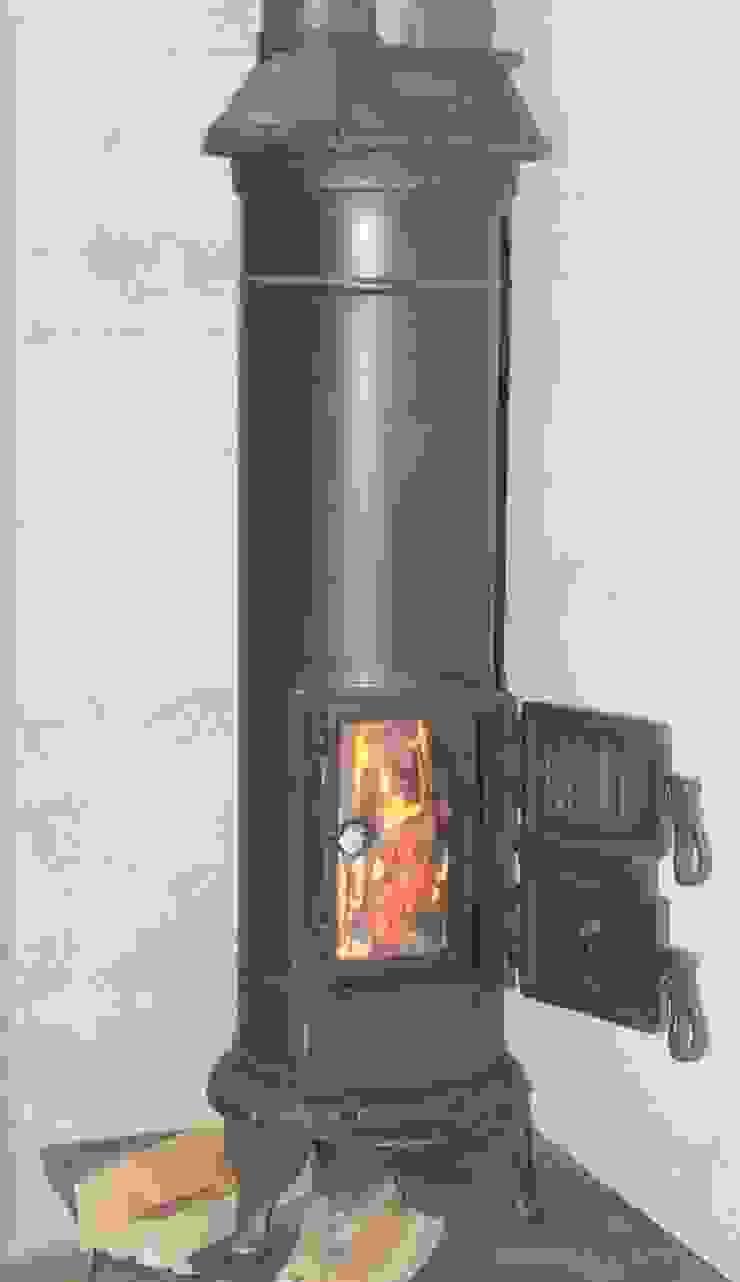 Perler Ofen GmbH Minimalist conservatory Metal Black