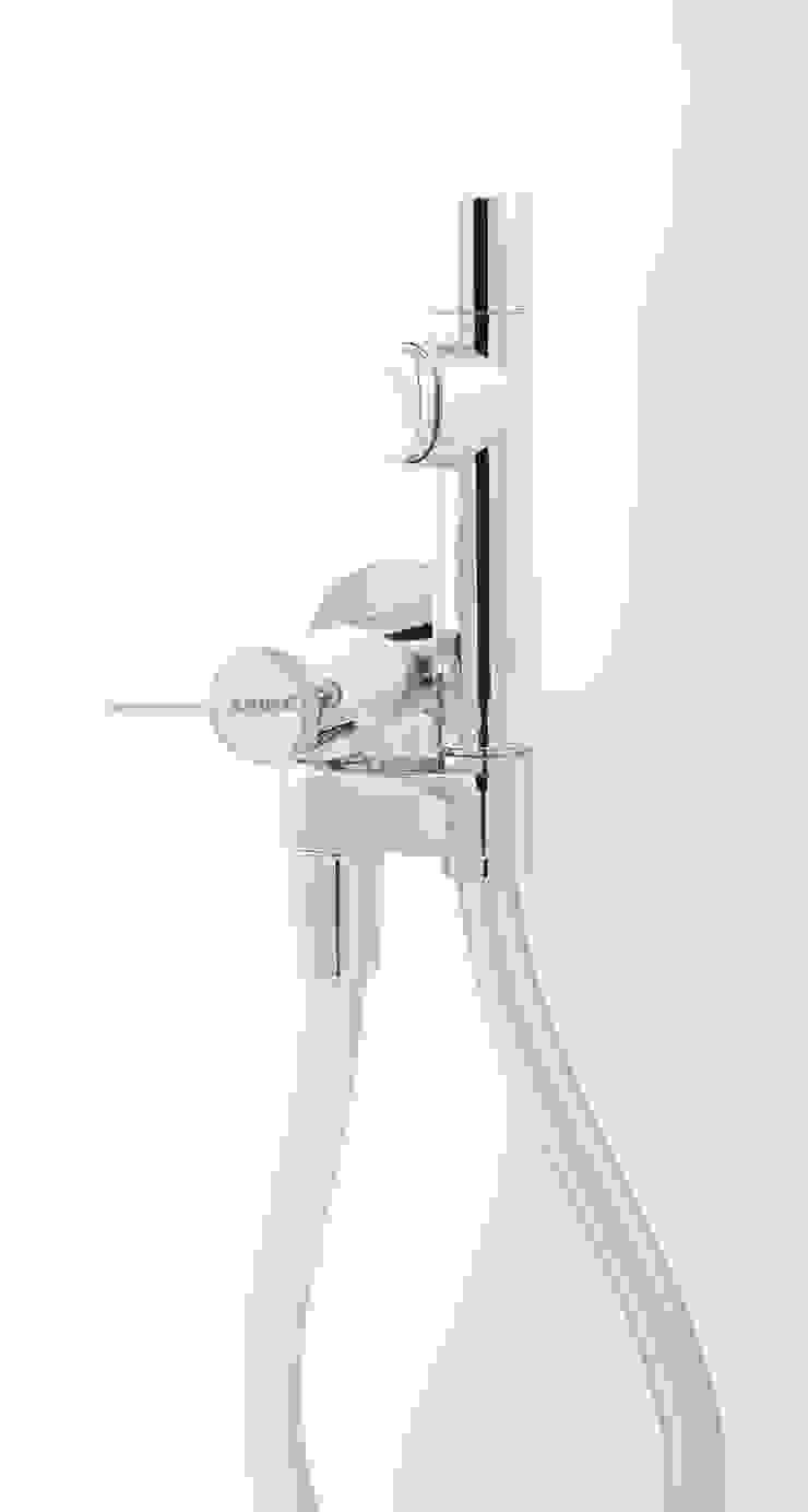 Idroscopino Saturno Jet Galax ARVAG SRL Bagno moderno Rame / Bronzo / Ottone Metallizzato/Argento