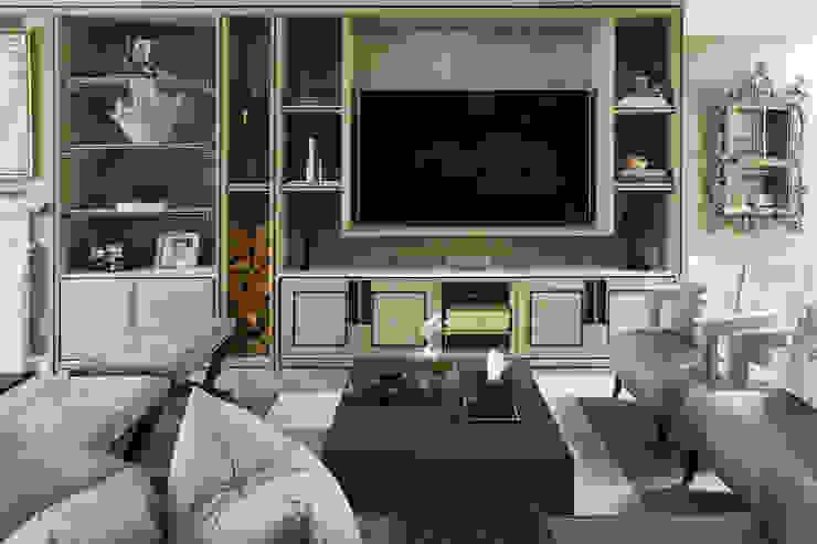 Chiddingstone, Fulham Celine Interior Design Living room