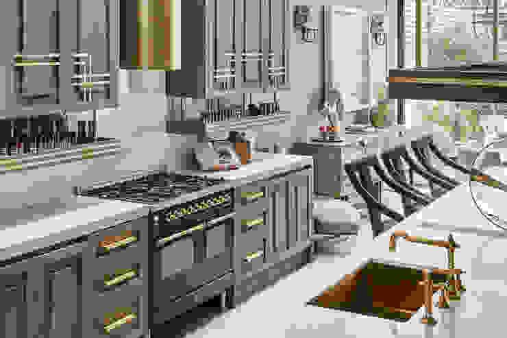 Chiddingstone, Fulham Celine Interior Design Kitchen