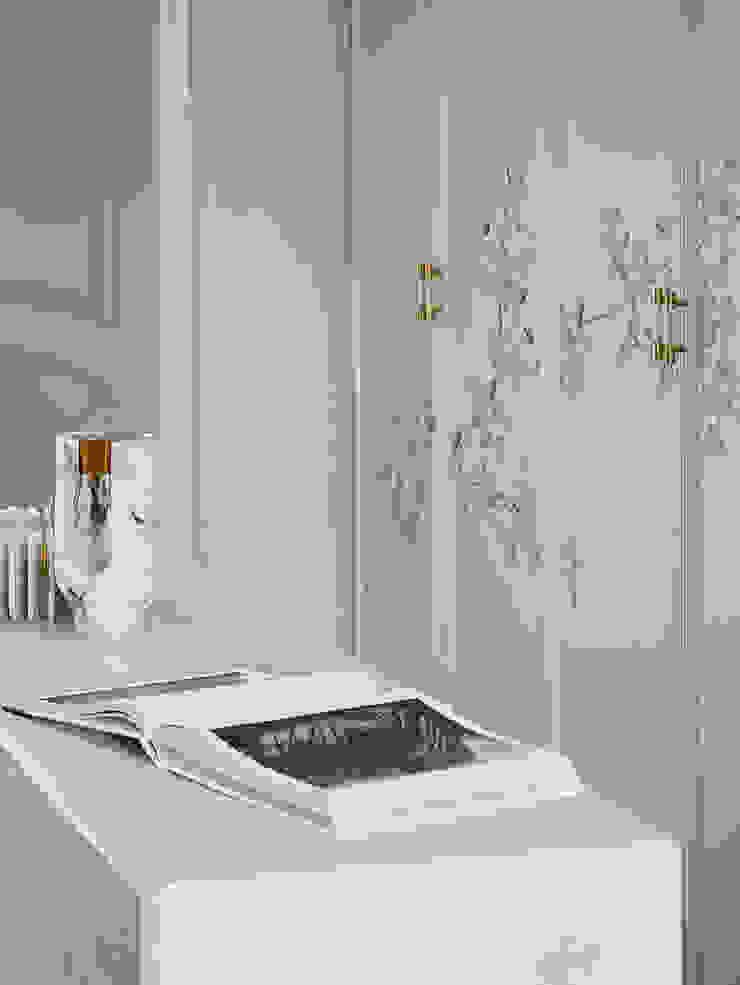 Chiddingstone, Fulham Celine Interior Design Classic style dressing room