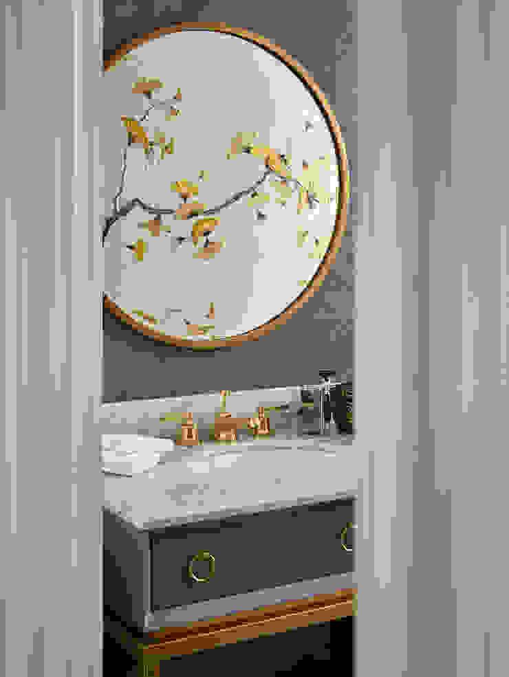 Chiddingstone, Fulham Celine Interior Design Classic style bathroom