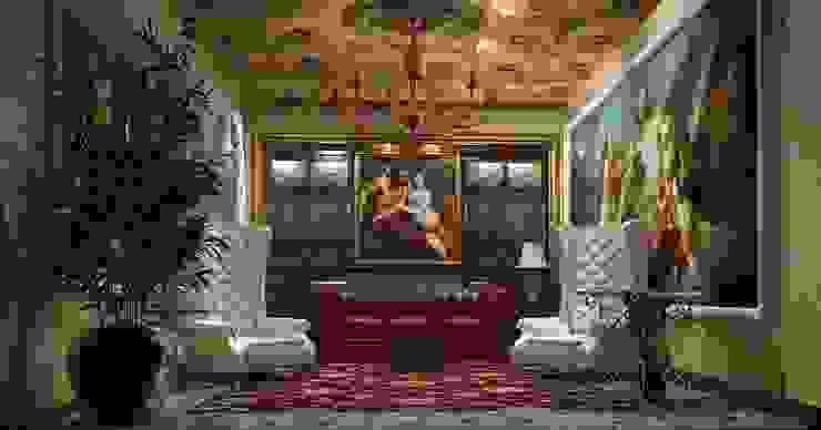 Interior Design Stefano Bergami Classic style dining room
