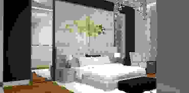 Interior Design Stefano Bergami Classic style bedroom
