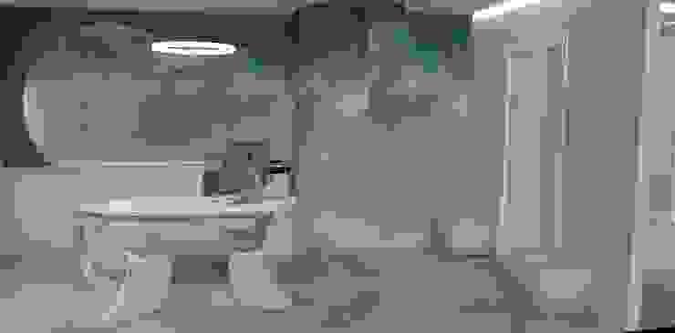 Interior Design Stefano Bergami Study/office