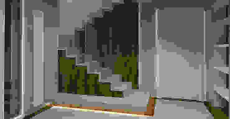 Interior Design Stefano Bergami Stairs