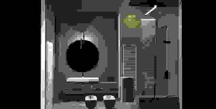 Interior Design Stefano Bergami Classic style bathroom