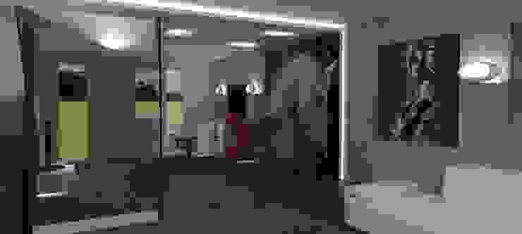 Interior Design Stefano Bergami Living room