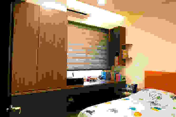 住宅空間-高雄-太子雲 根據 雄邑室內設計裝修 簡約風