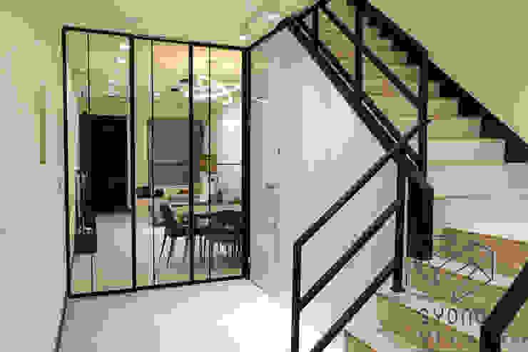 住宅空間-高雄-永樂街 根據 雄邑室內設計裝修 簡約風