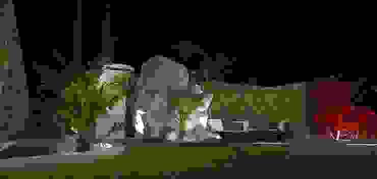 Interior Design Stefano Bergami Jardines de estilo moderno