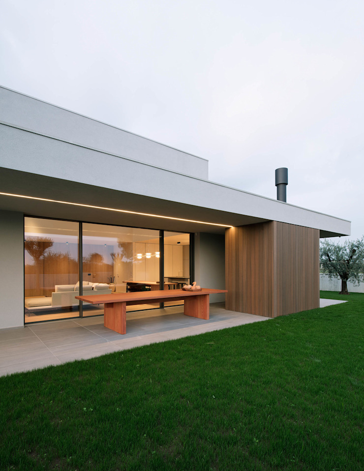 Didonè Comacchio Architects สวน