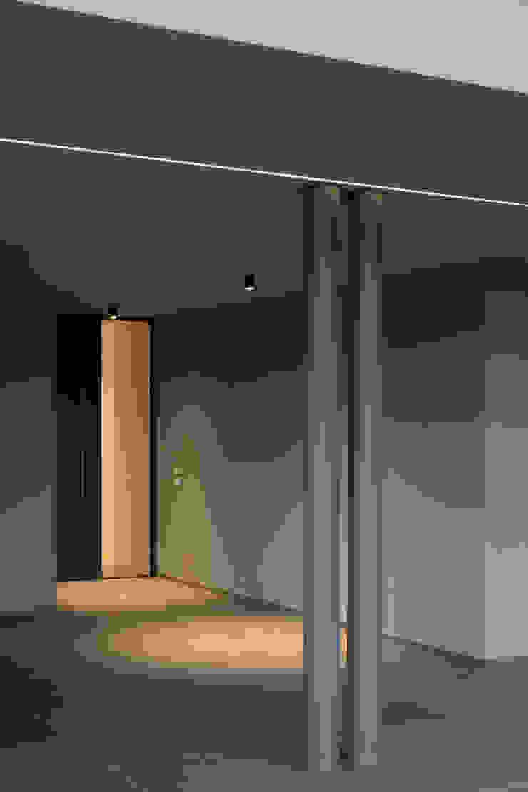 Didonè Comacchio Architects ห้องโถงทางเดินและบันไดสมัยใหม่