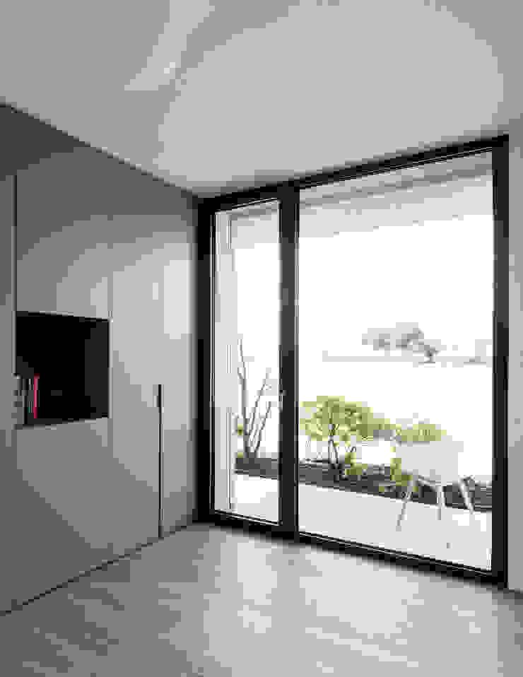 Didonè Comacchio Architects ห้องนอน