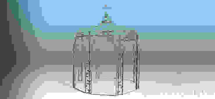 Orvieto Arte Сад в стиле модерн Железо / Сталь Зеленый