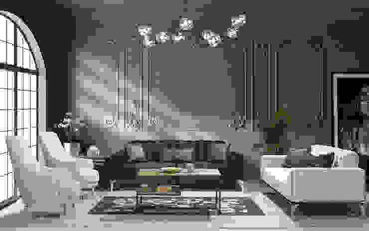 Özbay Mobilya Living roomSofas & armchairs Cotton Multicolored