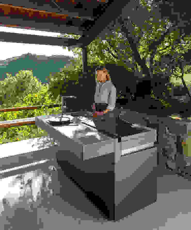 Tikal Ghenos Communication Cucina moderna