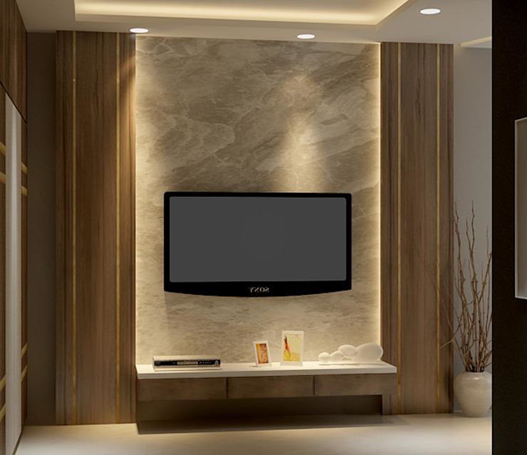 Dining room by Itzin World Designs Modern
