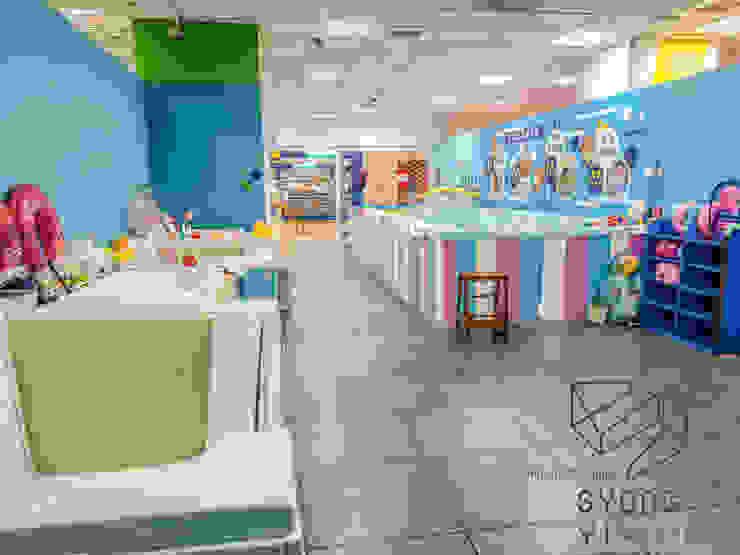 商業空間-高雄-夢時代(活力寶貝) 根據 雄邑室內設計裝修 簡約風