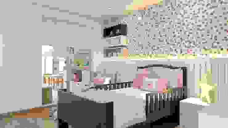 Diseño de Dormitorio para Niña – San Borja Katherine Quijano - Interiorismo Cuartos para niñas