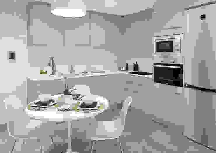 Domotica y Eficiencia KitchenLighting