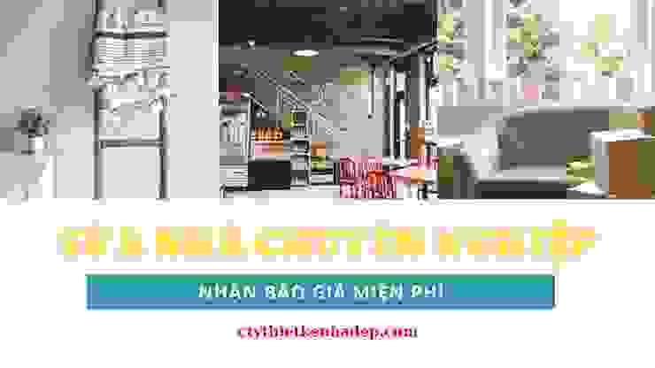 Dịch vụ sửa chữa nhà trọn gói HO CHI MINH bởi CTYTHIETKENHADEPCOM Đồng quê