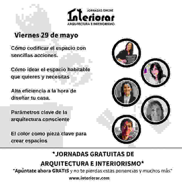 Jornadas Online Gratuitas. Programa día 29 de mayo Elena de Frutos