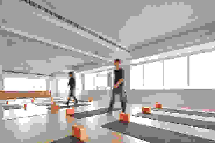 索莉雅太陽瑜珈 根據 城隅設計 簡約風